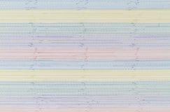 Le papier latéral de couleur couvre le fond de texture Photo stock