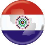 Le Paraguay illustration stock