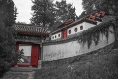 Le parc de Beihai est un jardin impérial photographie stock libre de droits