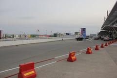 Le parc de l'aéroport de Longjia Image libre de droits