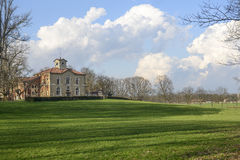 Parc de Monza Image libre de droits