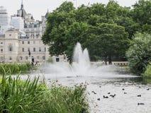 Le parc de St James Photo libre de droits