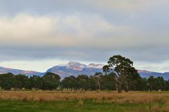 Le parc national de Grampians Images stock