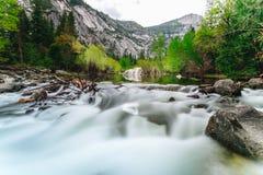 Le parc national de Yosemite est un parc national des Etats-Unis Image stock