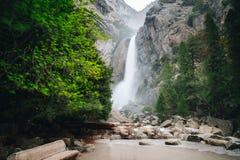 Le parc national de Yosemite est un parc national des Etats-Unis Photo stock