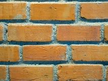 Le pareti sono fatte del mattone, Fotografia Stock