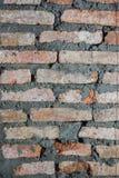 Le pareti sono fatte del mattone Fotografia Stock Libera da Diritti