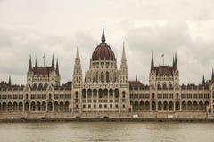 Le Parlement à Budapest Image stock