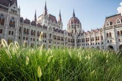 Le Parlement à Budapest, Hongrie Photographie stock