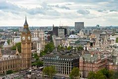 Le Parlement à Londres photos libres de droits