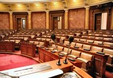 Le Parlement Photos stock