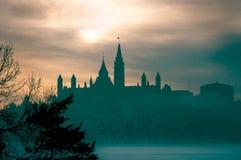 Le Parlement image libre de droits