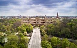 Le Parlement bavarois à Munich Images stock