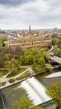 Le Parlement bavarois à Munich Image stock