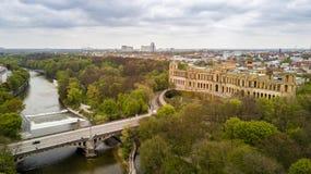 Le Parlement bavarois Photographie stock libre de droits