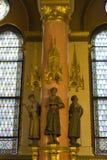 Le Parlement Budapest image libre de droits