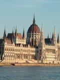 Le Parlement de Budapest Photos stock