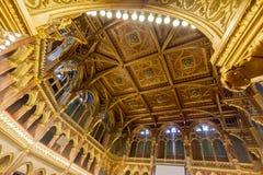 Le Parlement de Budapest Photographie stock