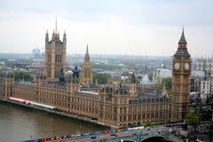 le parlement de construction Image stock