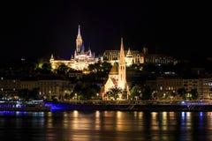 Le Parlement de la Hongrie Photo stock