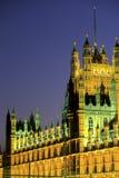 le parlement de Londres Photos stock