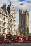 Le parlement de Londres Photo stock
