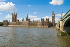 le parlement de Londres Photo stock