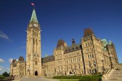 Le Parlement du Canada Image stock