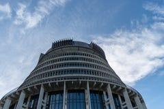 Le Parlement du Nouvelle-Zélande logent photo stock
