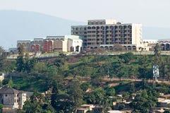 Le Parlement du Rwanda Photos libres de droits