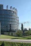Le Parlement européen Photographie stock