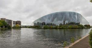 Le Parlement européen Photo stock