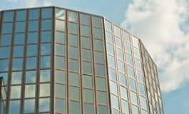Le Parlement européen Strasbourg photographie stock libre de droits
