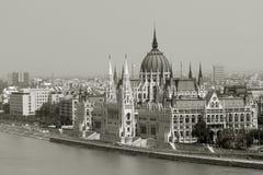 Le parlement hongrois Image stock