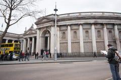 Le Parlement irlandais logent Photographie stock libre de droits