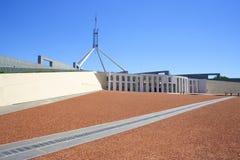 Le Parlement renferment Image libre de droits