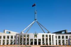 Le Parlement renferment Image stock