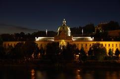 Le parlement tchèque Photo stock