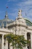 Le Paryż Uroczysty Palais zdjęcie stock