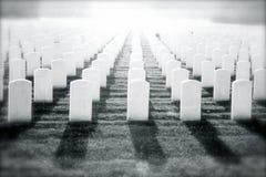 Le passage du soldat Photo stock