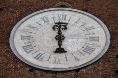 Le passage du temps Image stock