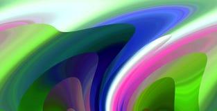 Le pastel vif raye le fond, contrastes doux de mélange, graphiques abstraits Fond et texture abstraits illustration stock