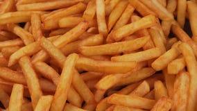 Le patate fritte deliziose si chiudono su video d archivio