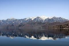 Le patrimoine mondial au Japon Image stock
