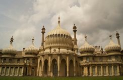 Le Pavillion royal Brighton Image libre de droits