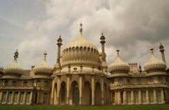 Le Pavillion royal Brighton image libre de droits