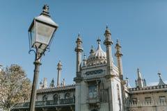 Le pavillon, à Brighton, le R-U photographie stock