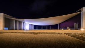 Le pavillon national portugais ou le Pavilhao De Portugal est des gens du pays Images stock