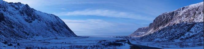 Le pays des merveilles d'hiver images stock