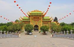 Le pays des merveilles de Dai Nam, Vietnam Photos libres de droits